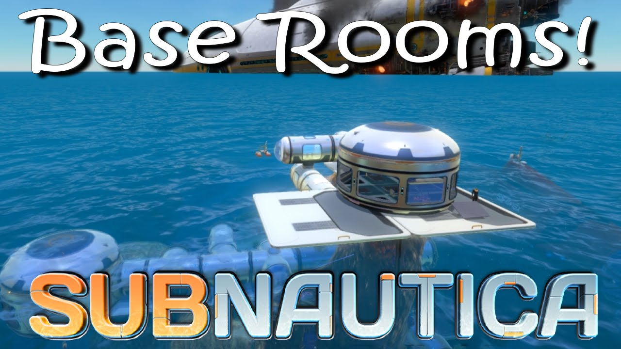 Subnautica how to create rooms