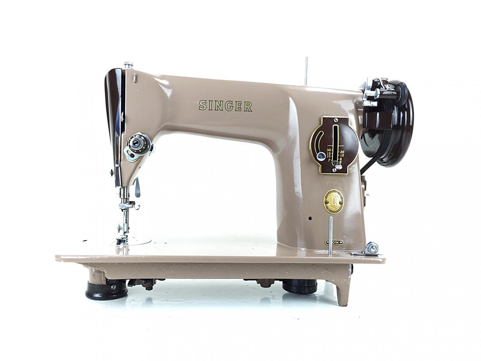 201k singer sewing machine manual