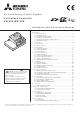 mitsubishi electric at50b installation manual