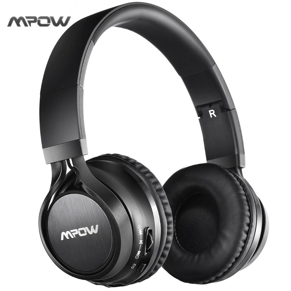 mpow bluetooth headphones pairing instructions