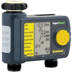 aqua systems electronic digital tap timer manual