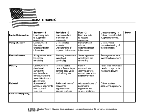 Issues for debate in american public policy pdf