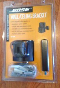 Bose ub 20b wall ceiling bracket manual