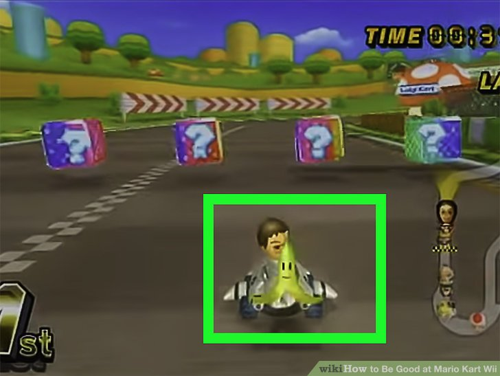 mario kart wii manual drift tips