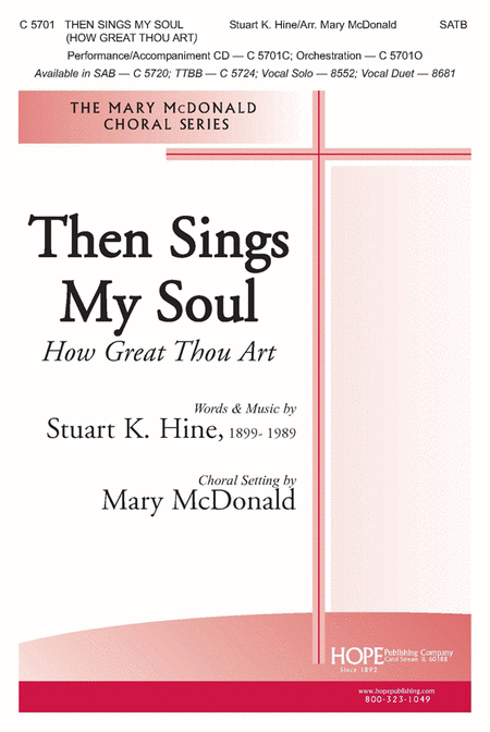 Then sings my soul mary mcdonald pdf