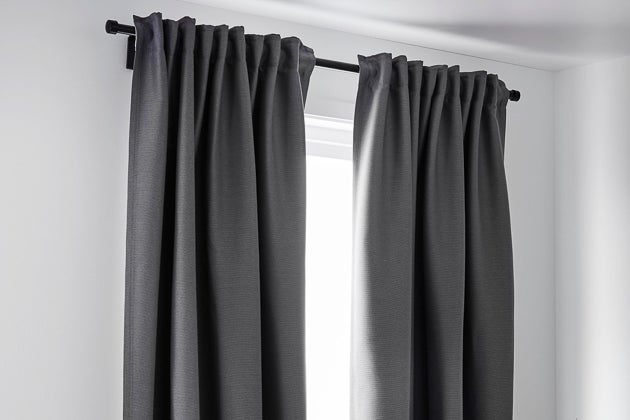ikea blackout curtains instructions