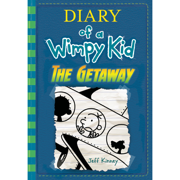 The getaway diary of a wimpy kid pdf