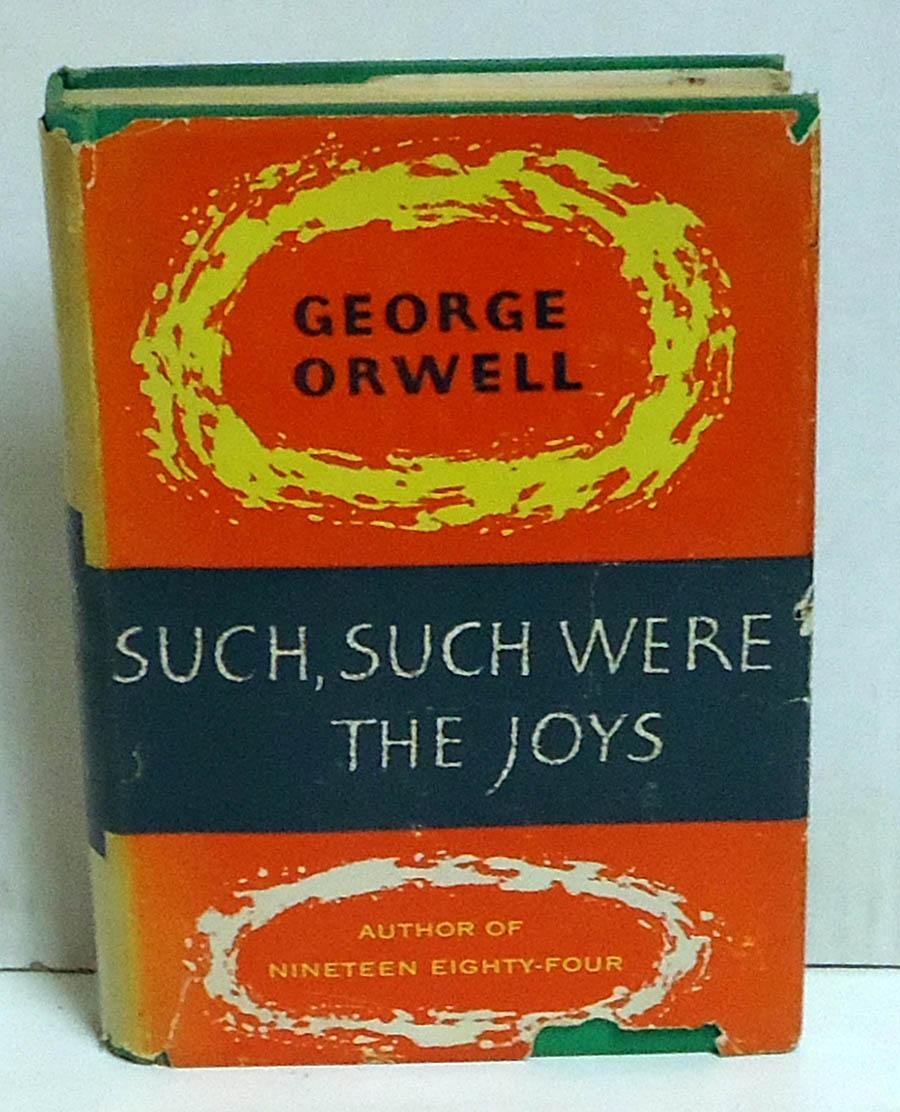 George orwell such such were the joys pdf