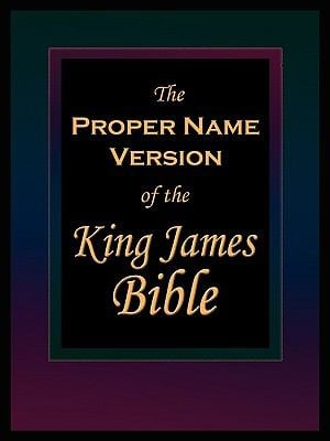 Dictionary of proper names and places in the bible