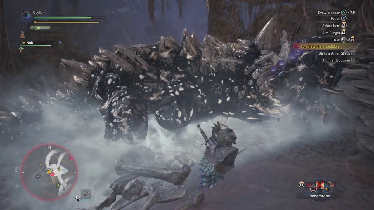 Monster hunter world how to get more investigations