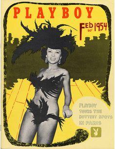 Playboy 1953 first issue pdf