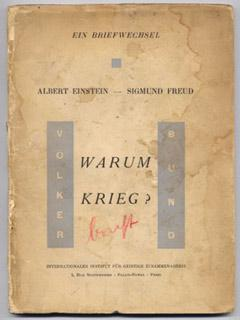 Why war einstein freud pdf