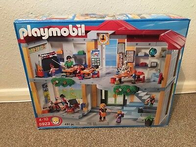 playmobil school set instructions