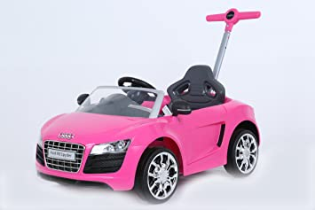 audi push buggy with canopy instructions