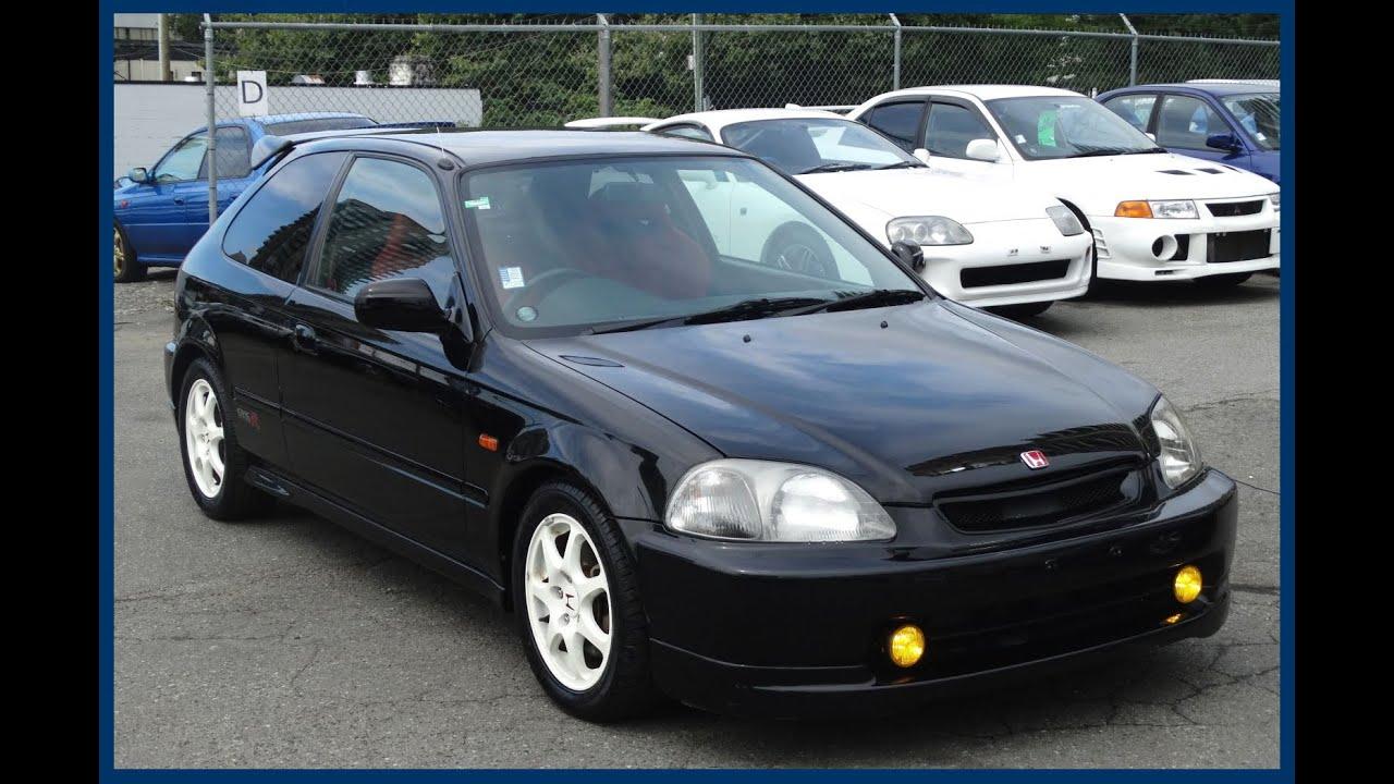 1997 honda civic sedan manual