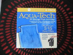 Aqua tech 5 15 power filter manual