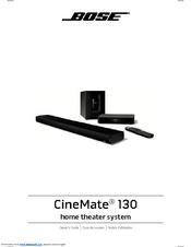 Bose soundtouch 130 manual pdf