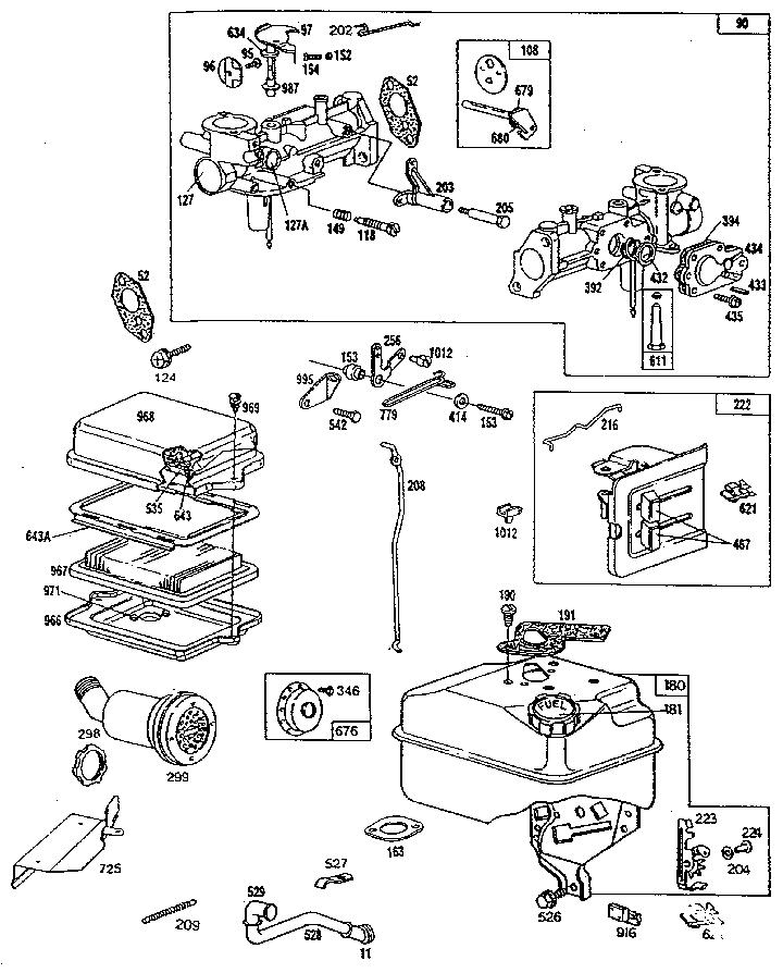 briggs and stratton ybsxs 1581va manual