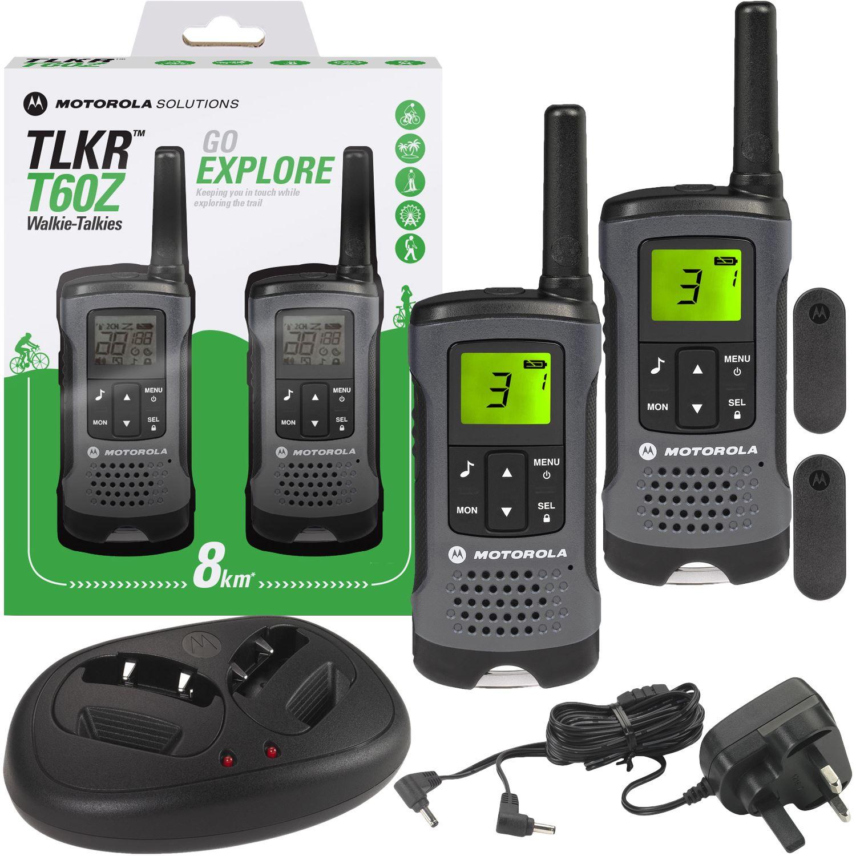 motorola walkie talkie t251 manual