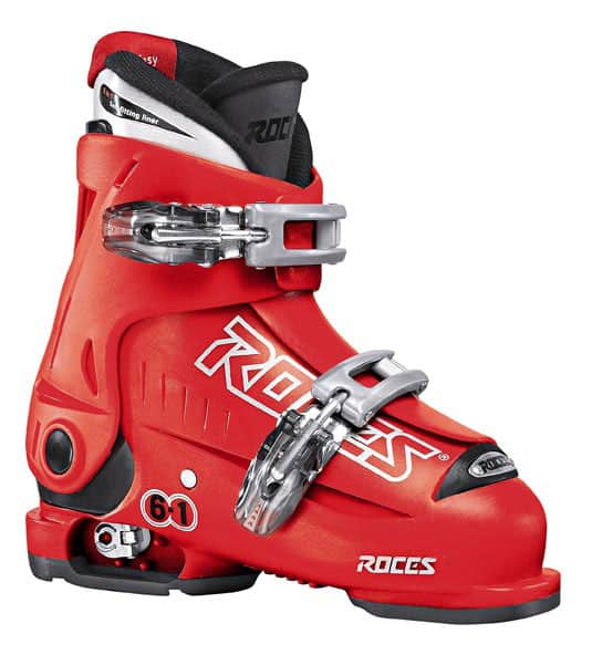 roces adjustable ski boots instructions