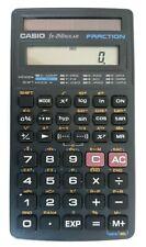 Casio fx 260 solar scientific calculator manual