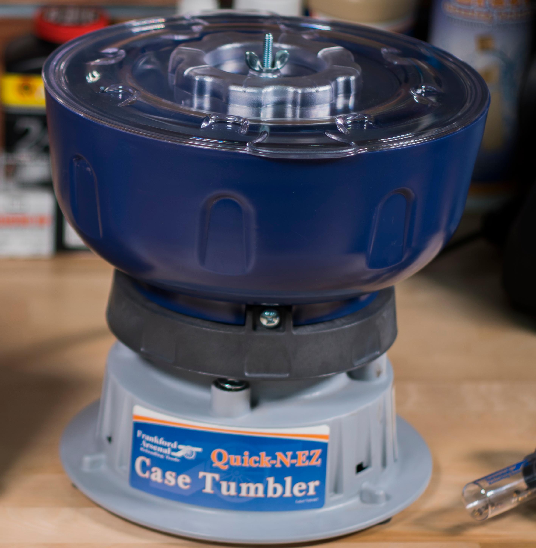 quick-n-ez case tumbler instructions