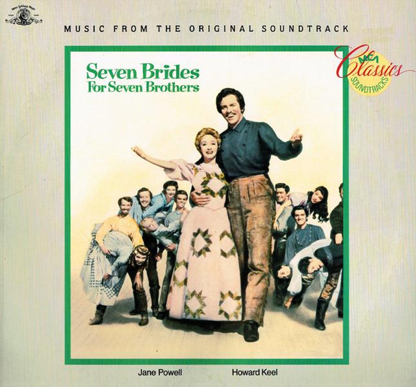 Seven brides for seven brothers score pdf