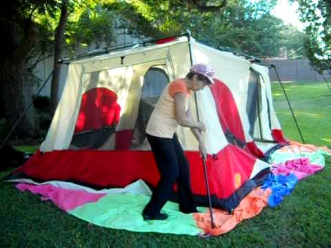 columbia cougar flats tent manual