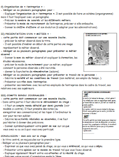 Comment faire un rapport financier pdf