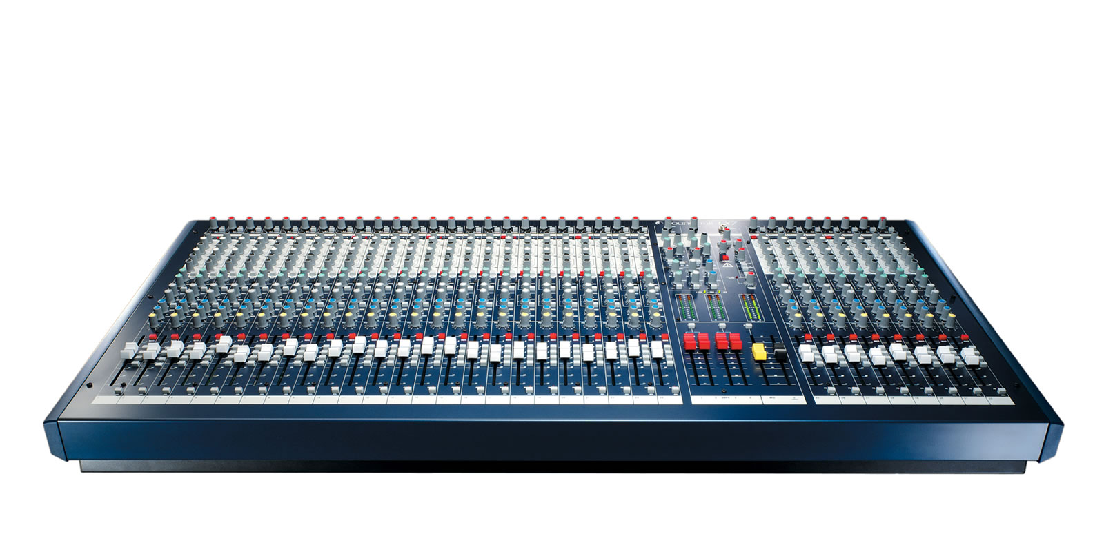 Soundcraft lx7 24 channel mixer manual