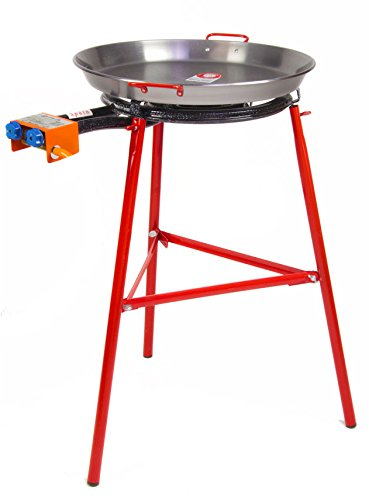 Garcima paella burner instructions