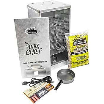 smoke chief cold smoke generator manual