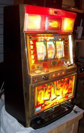eleco ltd slot machine manual