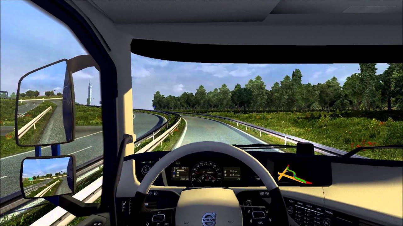 euro truck simulator 2 manual transmission