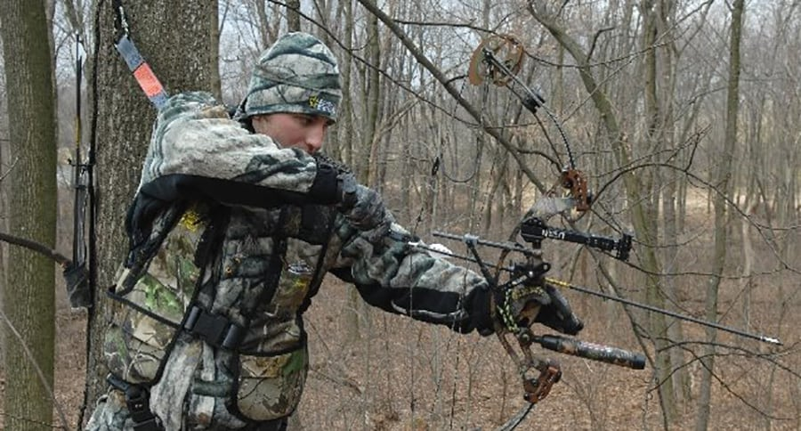 big game tree stand safety harness instructions