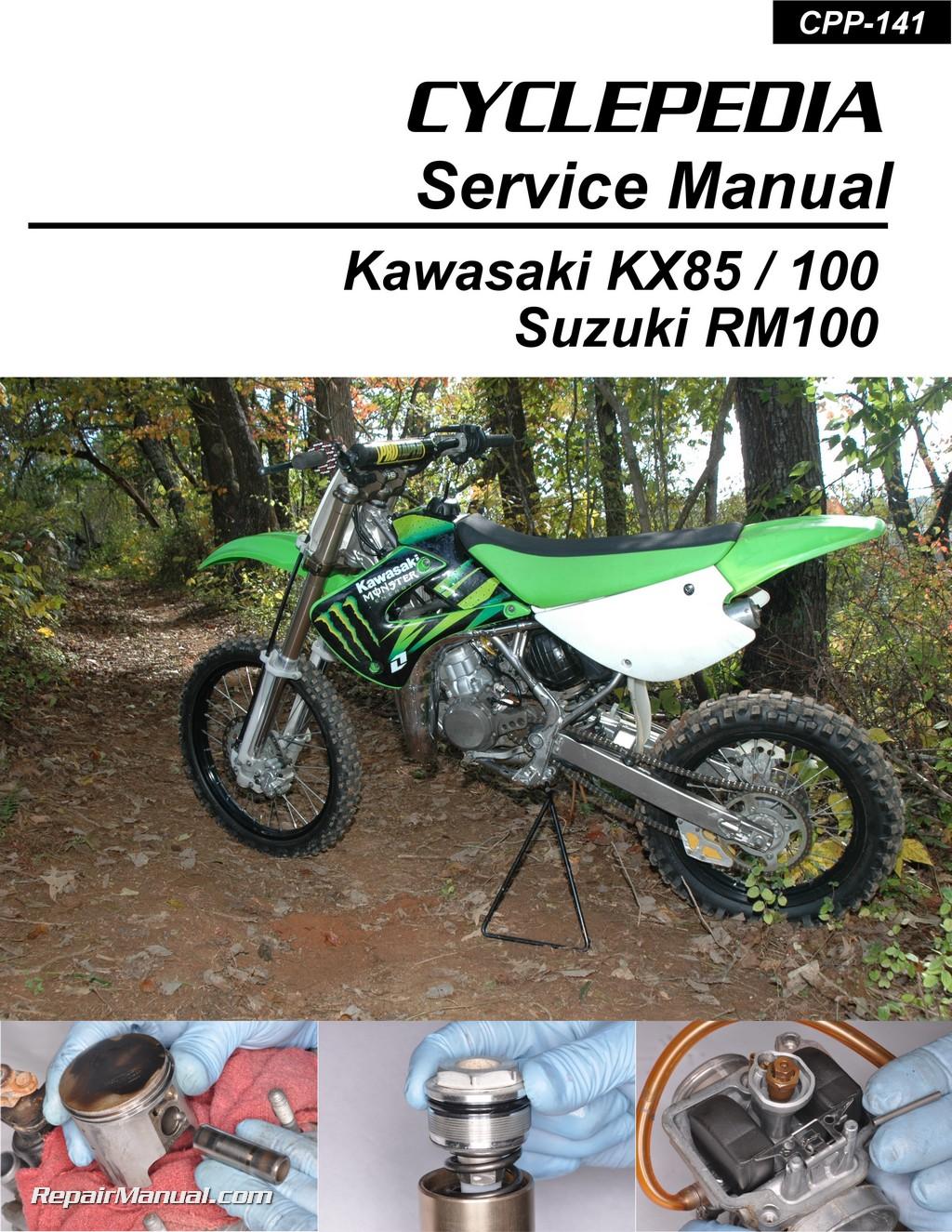 suzuki b 100 p owners manual