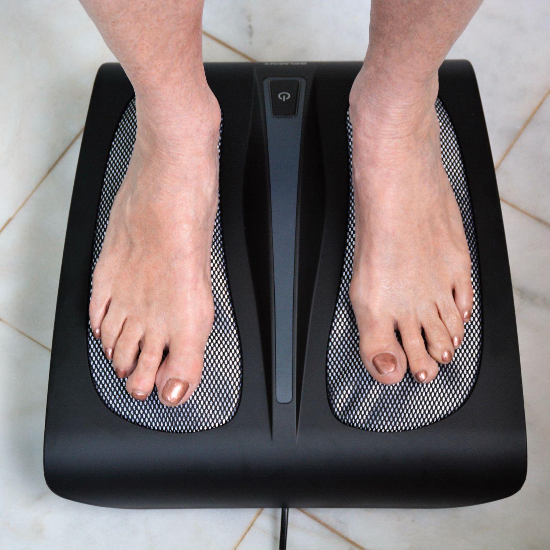 belmint shiatsu foot massager instructions