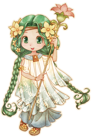 Harvest sprite guide ds cute