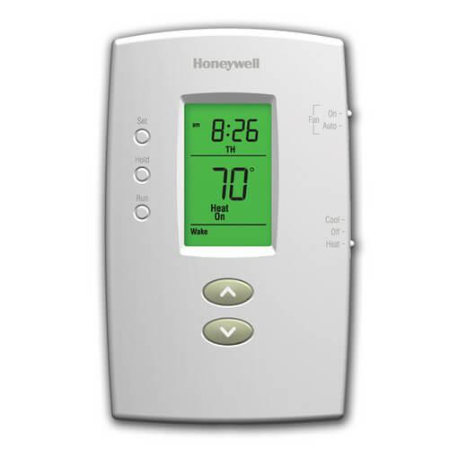Honeywell pro 2000 thermostat manual