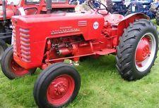 International b250 tractor workshop manual