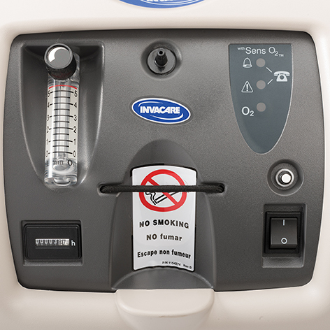 Invacare perfecto2 oxygen concentrator service manual