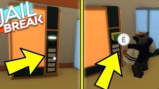 Jailbreak how to get keycard from vending machine