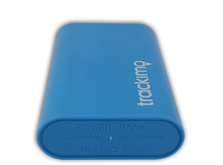 las power bank 6000mah manual