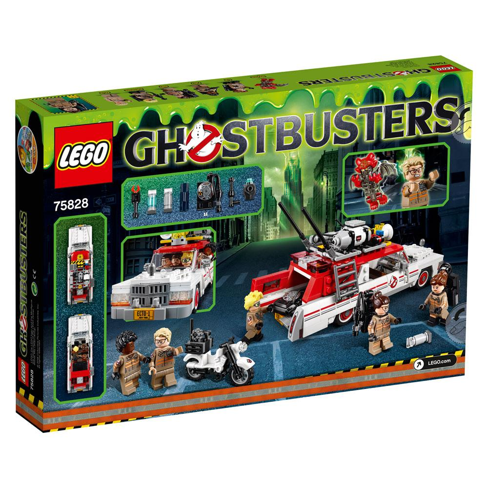 lego ecto 2 instructions