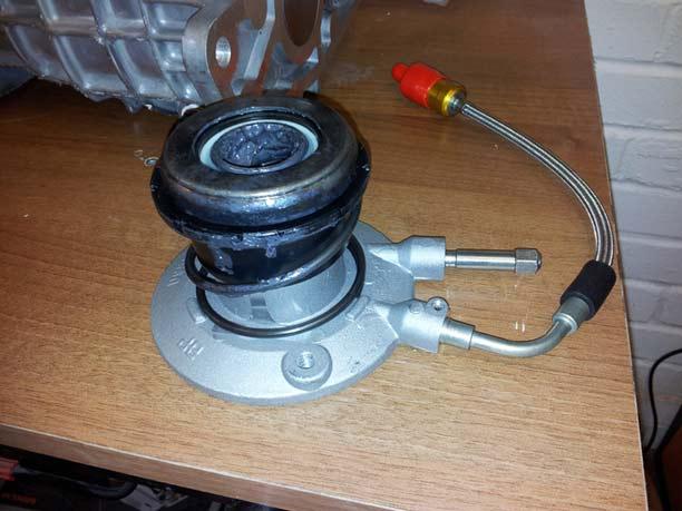 manual transmission throw out bearing