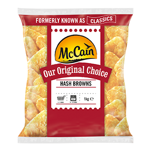 mccain hash browns oven instructions