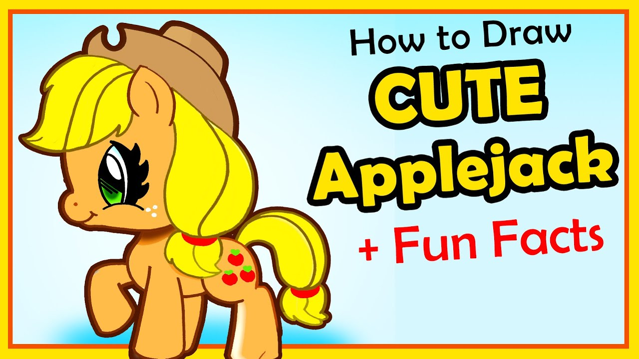 Mlp how to draw easy chibi