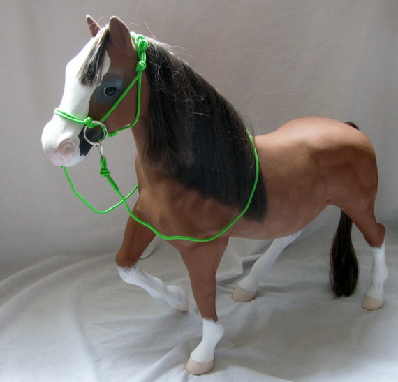 Our generation horse bridle instructions
