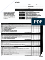 Short sensory profile assessment pdf