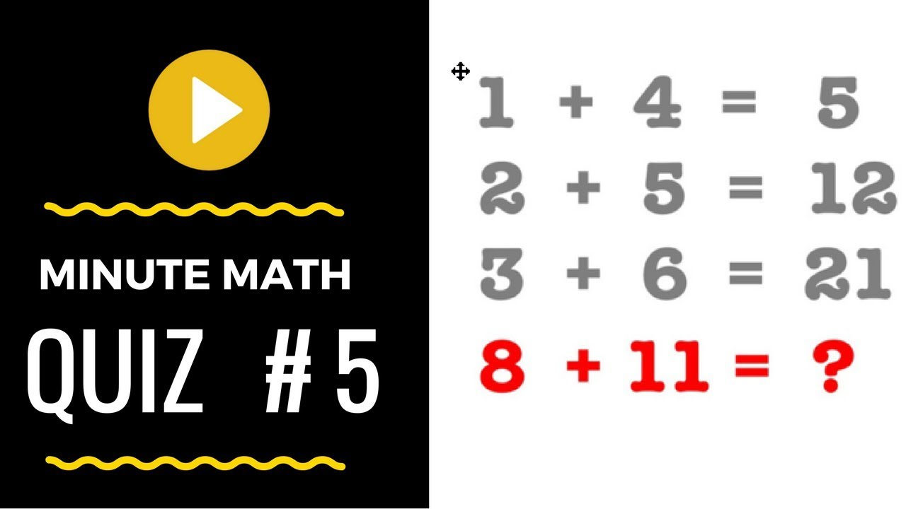 Simple maths puzzles with answers pdf